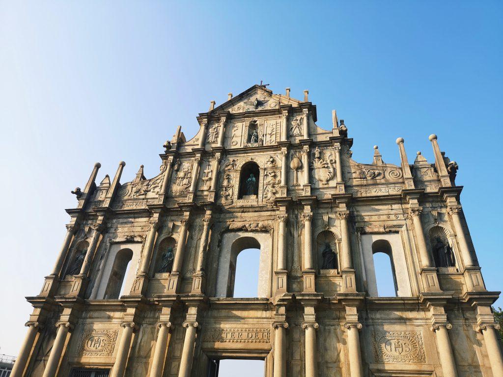 Pyhän Paavalin kirkon rauniot