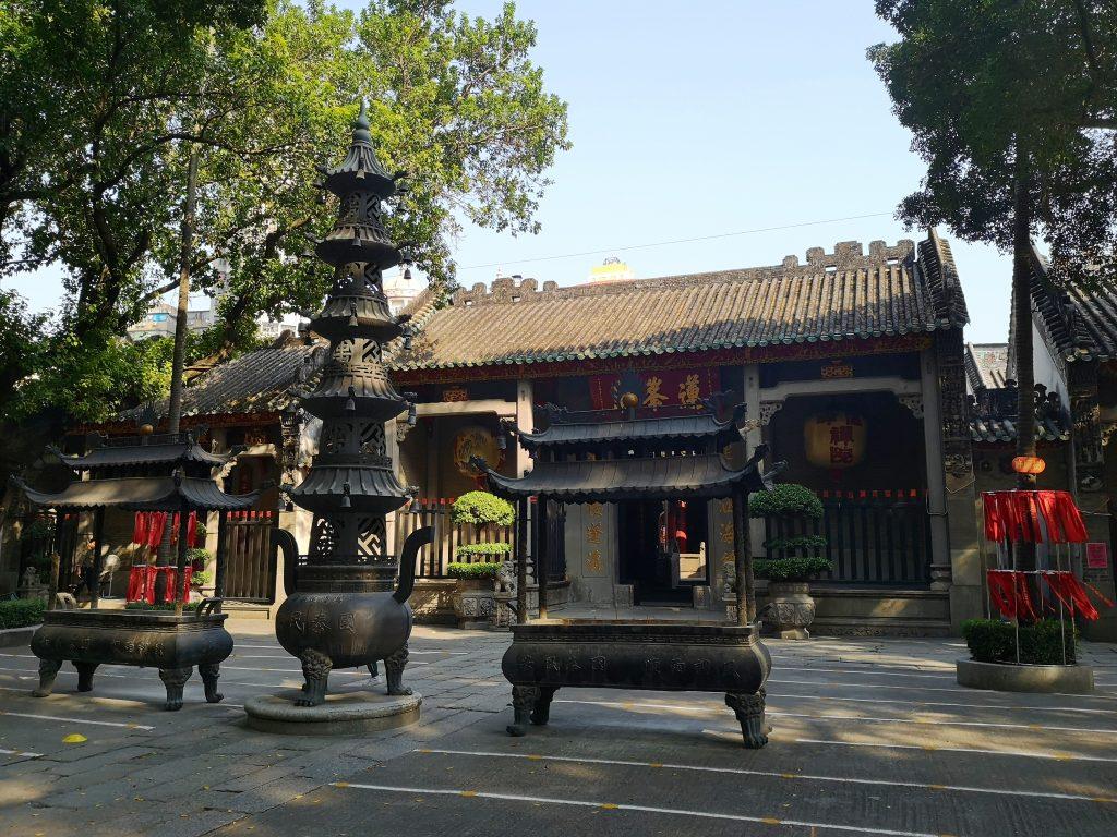 Temppeli Macaossa
