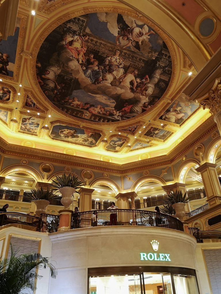 Venetian kasino