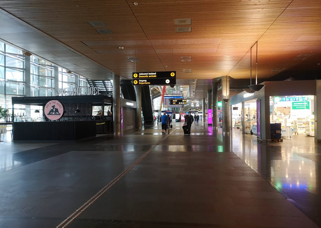 Oslon lentoasema