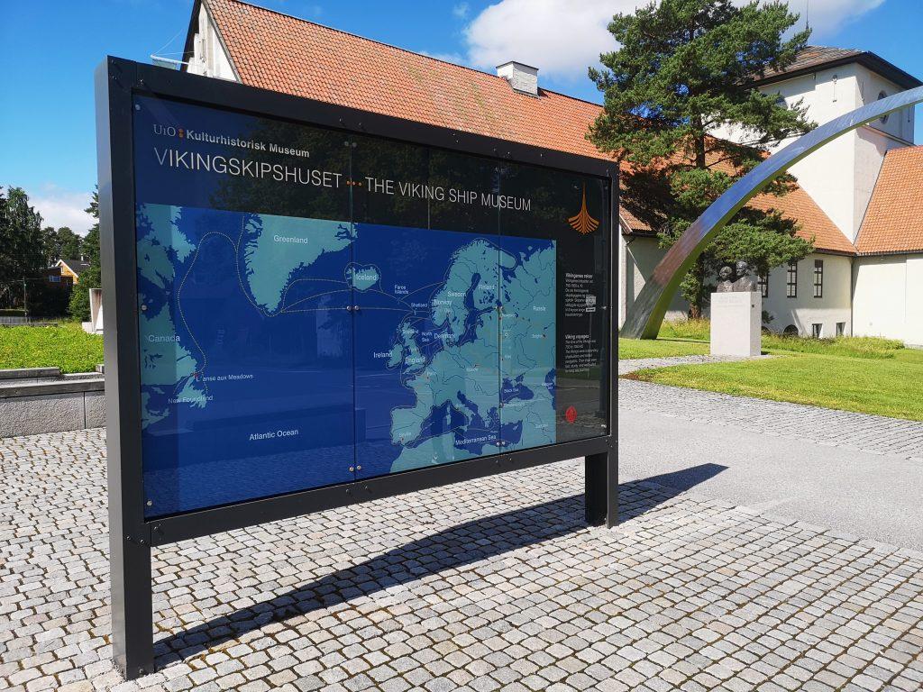 Viikinkilaiva museo