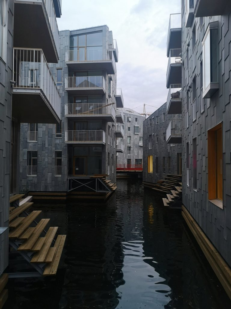 Oslon uusi alue